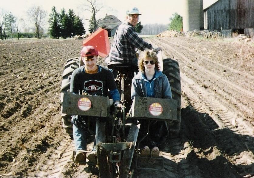 Planting 1990