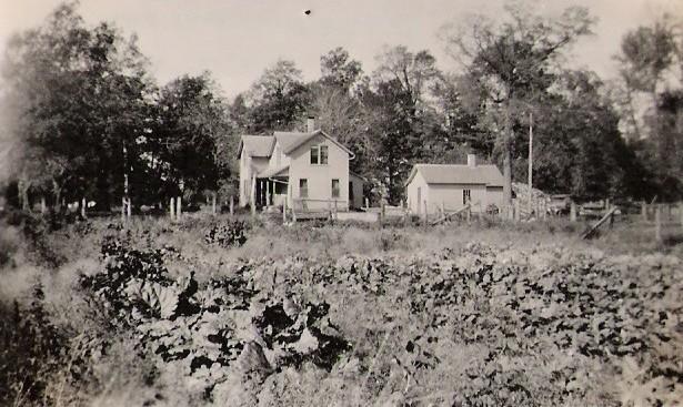 Milo Porter Farm 1931